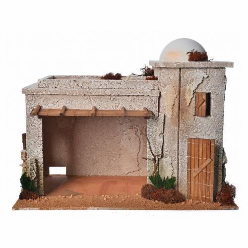 Nativity setting, empty workshop in cork s1