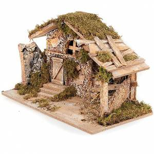 Stables and grottos: Nativity stable old style