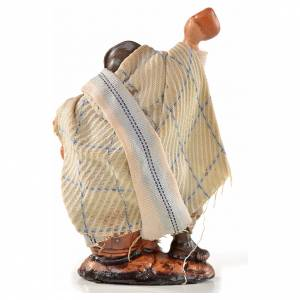 Neapolitan Nativity, Arabian style, drunkard 6cm s2