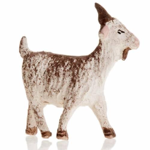 Neapolitan Nativity figurine, Goat 12cm s2