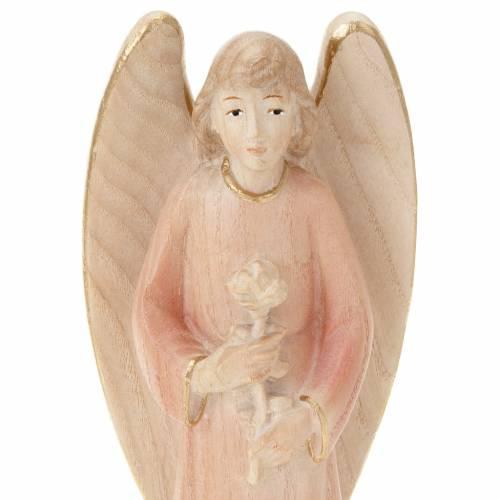 Ángel con rosa s2