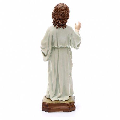 Niño Jesús regalo cm 25 Resina s4