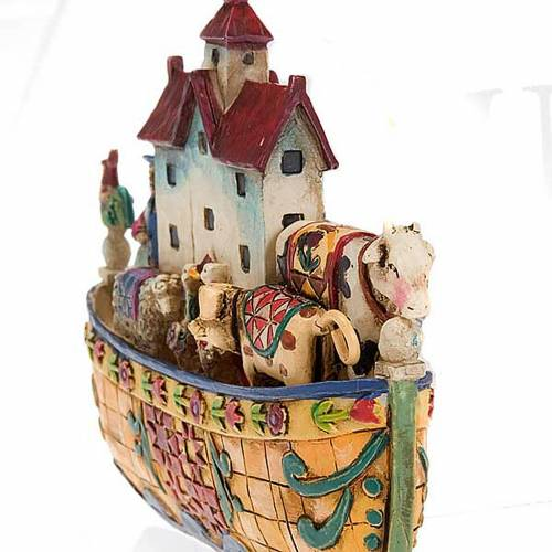 Noah's Ark hanging decoration - Jim Shore s2