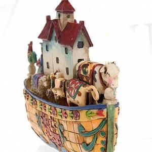 Noah's Ark Jim Shore, arche de Noé s2
