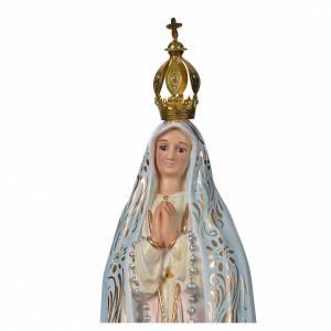 Notre Dame de Fatima plâtre 30cm s5