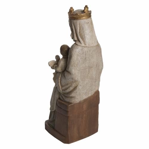 Notre Dame de Rosay 42 cm bois Bethléem s4