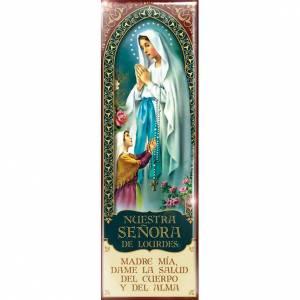 Nuestra Señora de Lourdes magnet - ESP04 s1