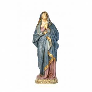 Our Lady of Sorrows wood paste 120cm, aged finish s1
