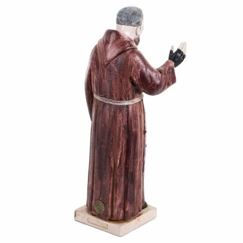 Padre Pio 30 cm. Fontanini similar porcelana s4