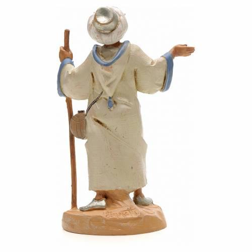 Pastor árabe con bastón 12 cm Fontanini s2