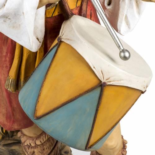 Pastore con tamburo 125 cm Fontanini s3