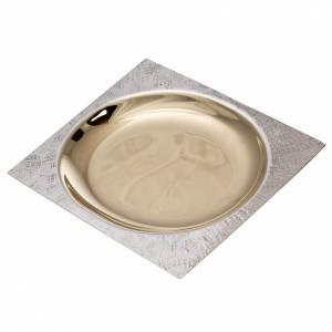 Calici Pissidi Patene metallo: Patena mod. San Francesco
