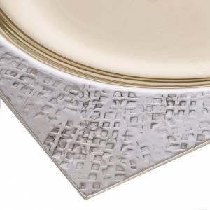 Calices Ciboires Patènes en métal: Patène mod. Saint François