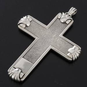 Pectoral cross in sterling silver, Year of Faith s4
