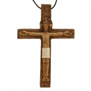 Pectoral crucifix in Bethleem wood s1