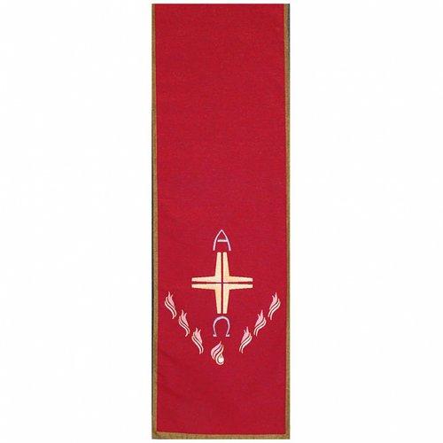 Pentecost pulpit cover s1