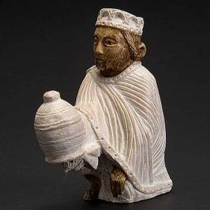 Persian wise man Autumn crib white painted s3