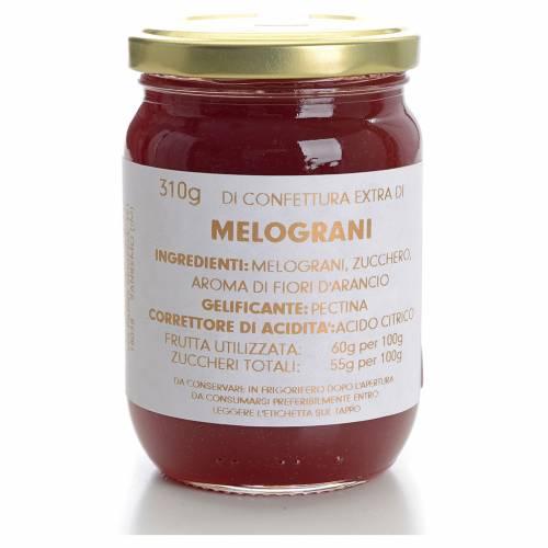 Pomegranate jam of the Carmelites monastery 310g s1