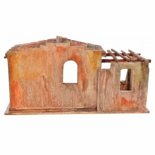 Portal para pesebre Fontanini cm. 19 s4