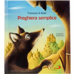 Libri per bambini e ragazzi: Preghiera semplice di Francesco d'Assisi
