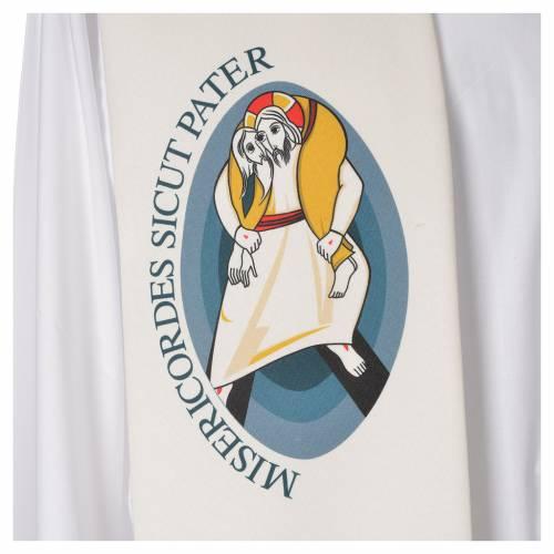 STOCK Priesterstola Jubilaeum der Barmherzigkeit s3