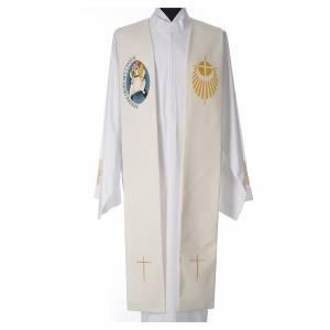 Priesterstolen: STOCK Priesterstola Jubilaeum der Barmherzigkeit
