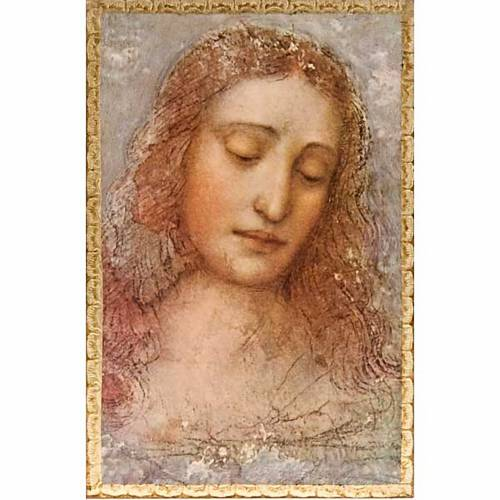 Print Leonardo's Redeemer s1