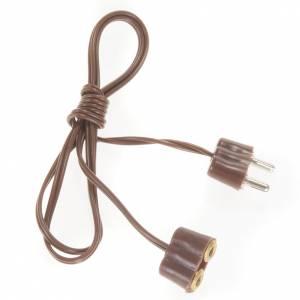 Prolonge à bas voltage crèche Noel s1