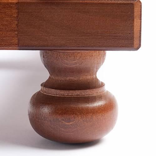 Pupitre de lecture, modèle en bois moderne, top s4
