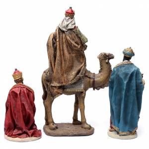 Re magi resina 30 cm e cammello s4