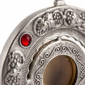 Reliquary in bronze H27 cm s5