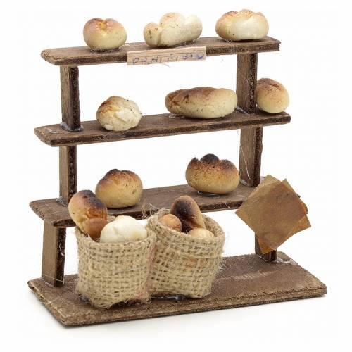 Reventa de pan pesebre Nápoles s1