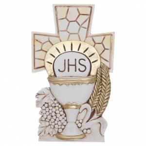 Bomboniere e ricordini: Ricordino Comunione Croce Calice 12x7 cm