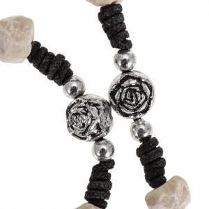 Rosari Medjugorje: Rosario Medjugorje pietra corda