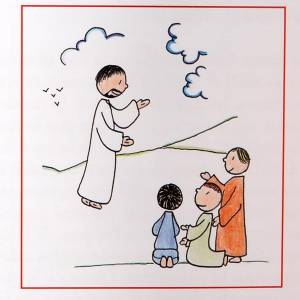 Preghiamo Maria, la mamma di Gesù s2