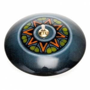 Round ceramic lamp s6