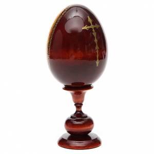 Russian Egg HAND PAINTED Vladimirskaya 20cm s3