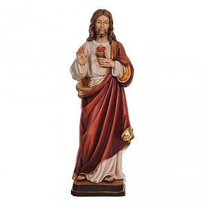 Sacro Cuore Gesù brunito 3 colori s1