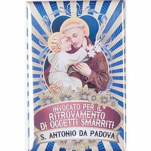 Saint Anthony of Padua badge, lux s1