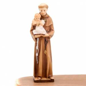 Saint Anthony of Padua with votive candle s2