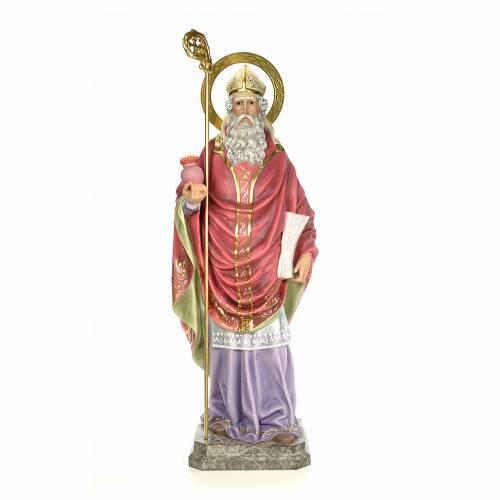 Saint Augustin 120 cm pâte bois élégante s1