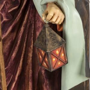 Saint Joseph crèche Fontanini 85 cm résine s3