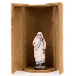 Saints bijoux statue with niche s4