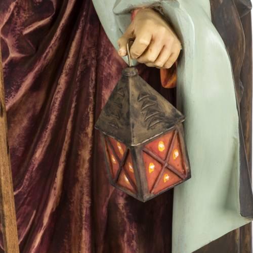 San Giuseppe presepe 85 cm Fontanini s3