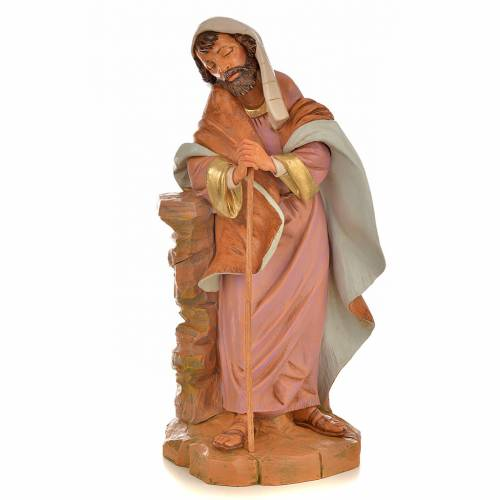 San Giuseppe presepe Fontanini 45 cm s1