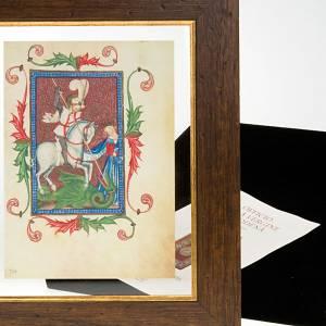 San Jorge manuscrito miniado s3