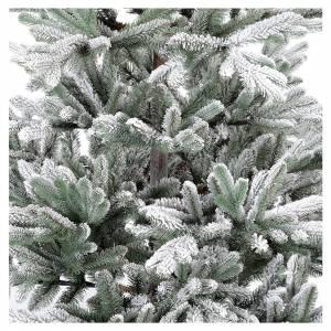 Sapins de Noël: Sapin de Noël 180 cm Poly enneigé Imperial Bleu