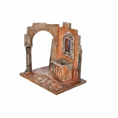 Sarcophage et icône crèche Fontanini 12 cm s3