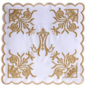 Conjuntos de Altar: Servicio de altar bordado dorado 4 piezas