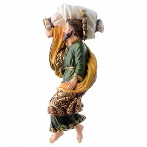 Sleeping Saint Joseph statue 12cm GIFT BOX Multilingual prayer s3